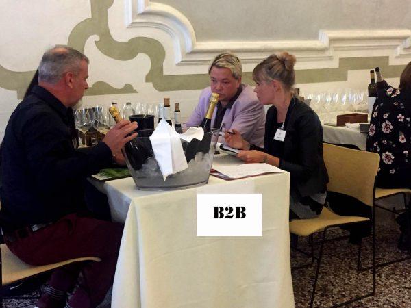 Cosa fare per non perdere nessuna occasione di export durante un incontro B2B settore agroalimentare e vino | Palazzo Montereale Mantica, Pordenone