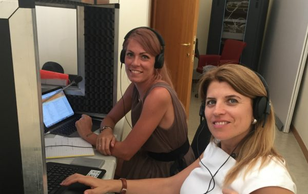 Lavoro autonomo e micro impresa nel sociale | Interprete di conferenza